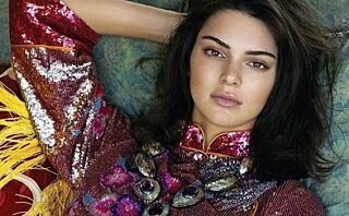 Kendall Jenner deler oppskrift på superenkel «bort med kviser»-maske