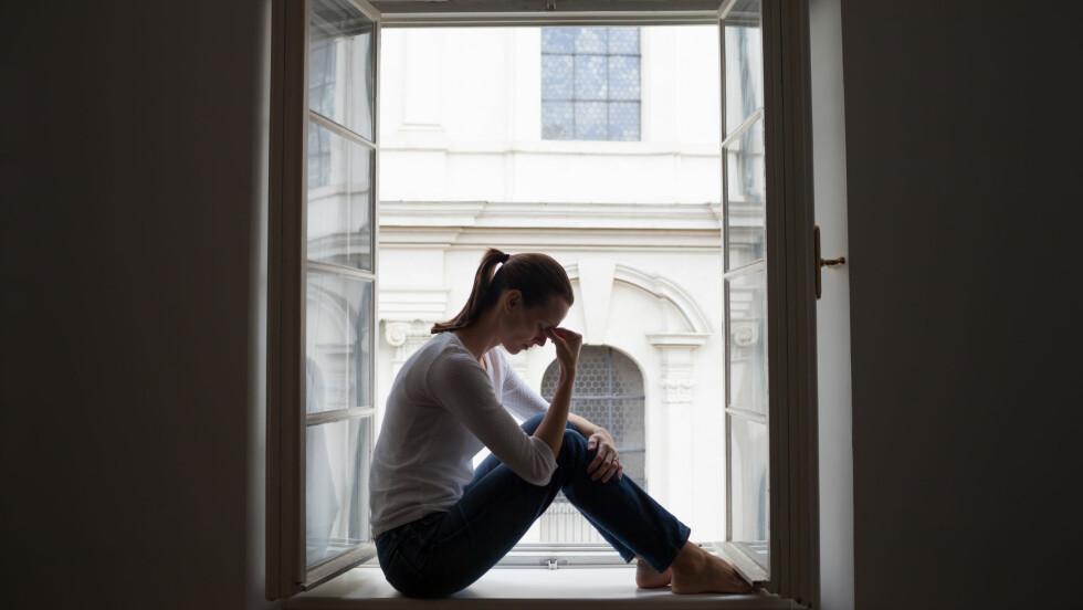 <strong>ENSOM I FORHOLDET:</strong> Ekspertene forteller at det er vanligere enn vi tror å være ensom i parforholdet, men at det likevel ikke snakkes om. Foto: Shutterstock / KieferPix