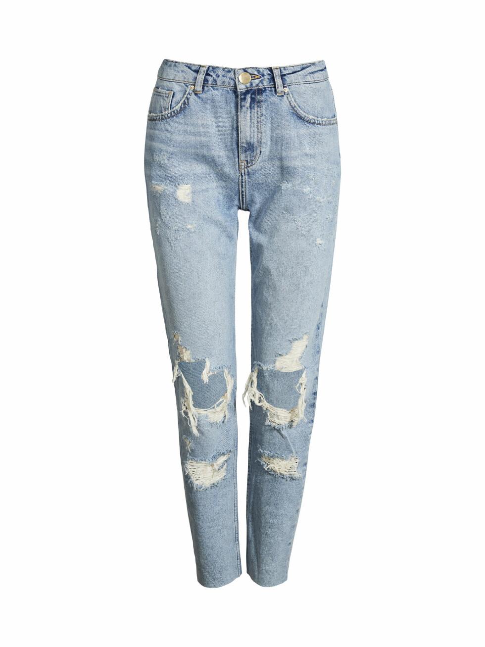 Jeans fra Bik Bok by Angelica Blick, kr 499. Foto: Produsenten