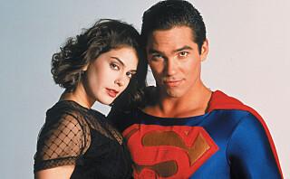 Husker du 90-tallsserien «Supermann»? Dette gjør stjernene i dag!
