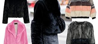 Denne jakken bør absolutt henge i skapet ditt