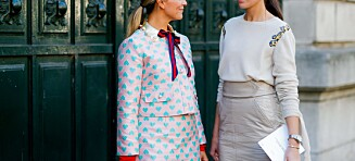 Disse skandinaviske jentene blir stadig knipset av Vogue og Harpers Bazaar