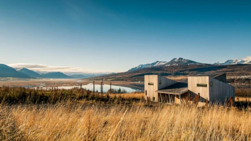 REISETIPS PÅ INSTAGRAM: Mangler du inspirasjon til neste ferie? På Instagram finnes det så mange gode kontoer med massevis av tips. Og dersom du trenger sted å bo, bør du sjekke ut vår AirBnB-sak. Der fant vi nemlig denne perlen på Island! Link finner du i saken. Foto: Skjermdump / Airbnb