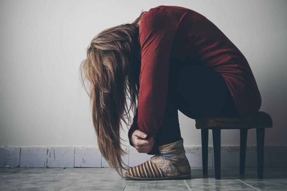 PSYKOSE: Selv om det har blitt stadig mer åpenhet rundt psykiske lidelser, er det fortsatt mange ting vi ikke helt har grep om. Psykose er et typisk eksempel  Foto: Shutterstock / Marjan Apostolovic