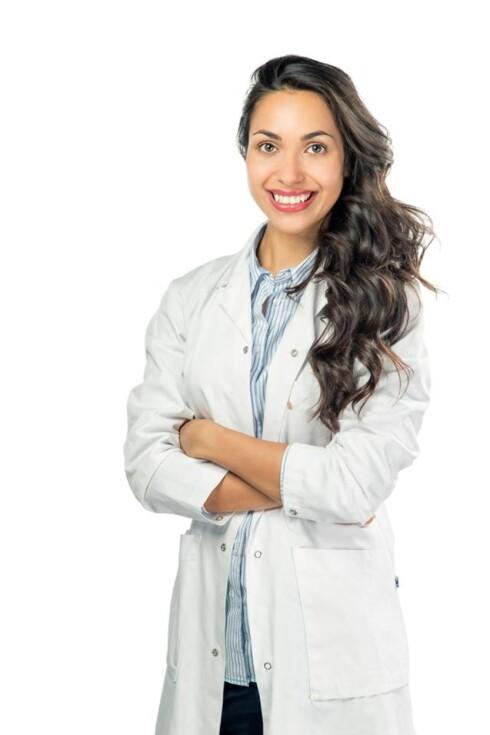 EKSPERT PÅ HUD: Rolah Lønning er kosmetisk lege på BeWell klinikken, samt forfatter av boken «Frisk Hud».