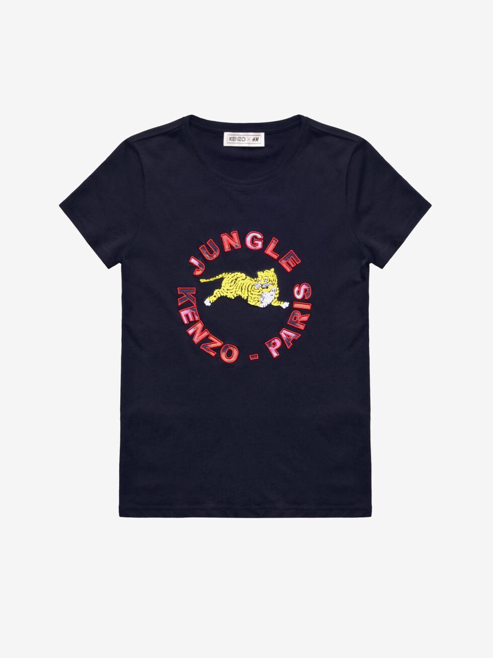T-skjorte, kr 299.