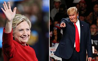 - Mange kan nok ha sympati med Trump her, fordi Clinton også vil akseptere senabort