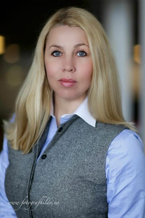EKSPERT: Sexologisk rådgiver, Ulla Aasland. Foto: Hilde Brevig
