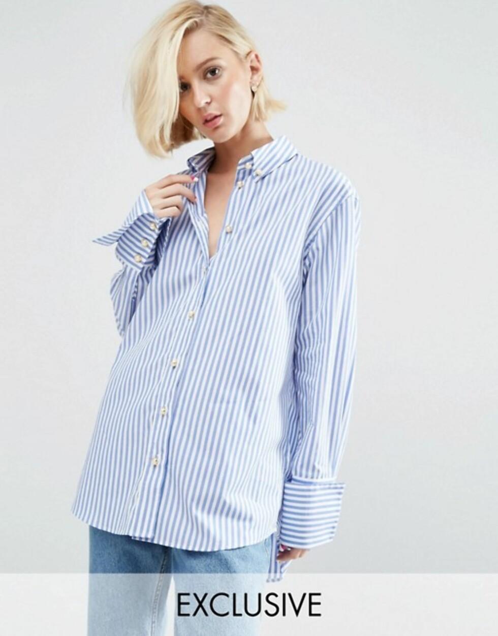 Skjorte med perledetaljer fra WAH London x Asos | kr 576 | http://ninjalink.com/s/xFh1fYGtPa