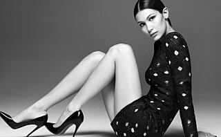 Bella Hadid (20) blir med i Victoria's Secret Fashion Show