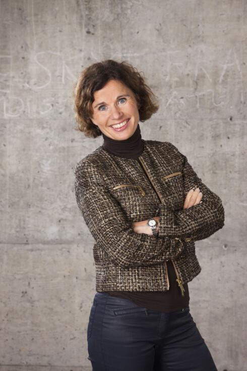 EKSPERTEN: Kari H. Bugge, ernæringsfysiolog og fagsjef ved Grete Roede AS. Foto: FOTO: Svein Brimi