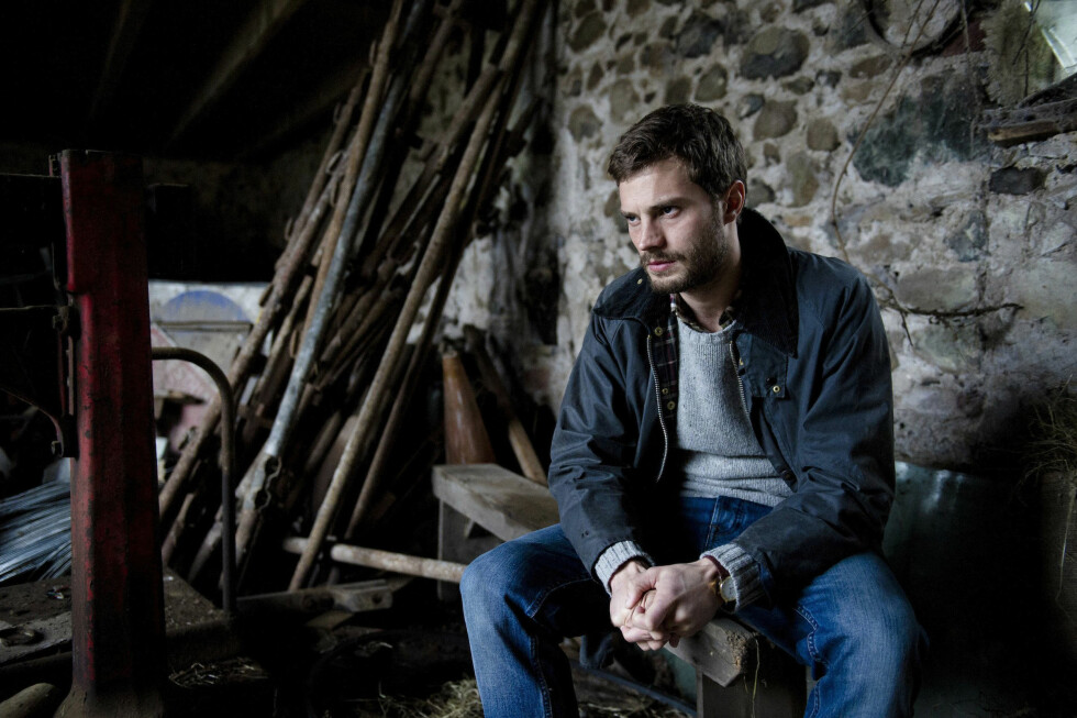 <strong>THE FALL:</strong> I den britiske krimserien spiller Jamie Dornan den kalde morderen  Paul Spector.  Foto: BBC NORTHERN IRELAND / Album