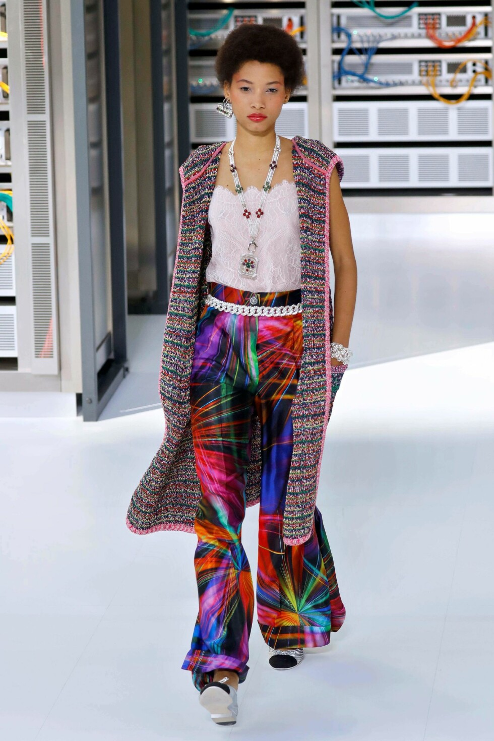 CHANEL SS17 Foto: Afp