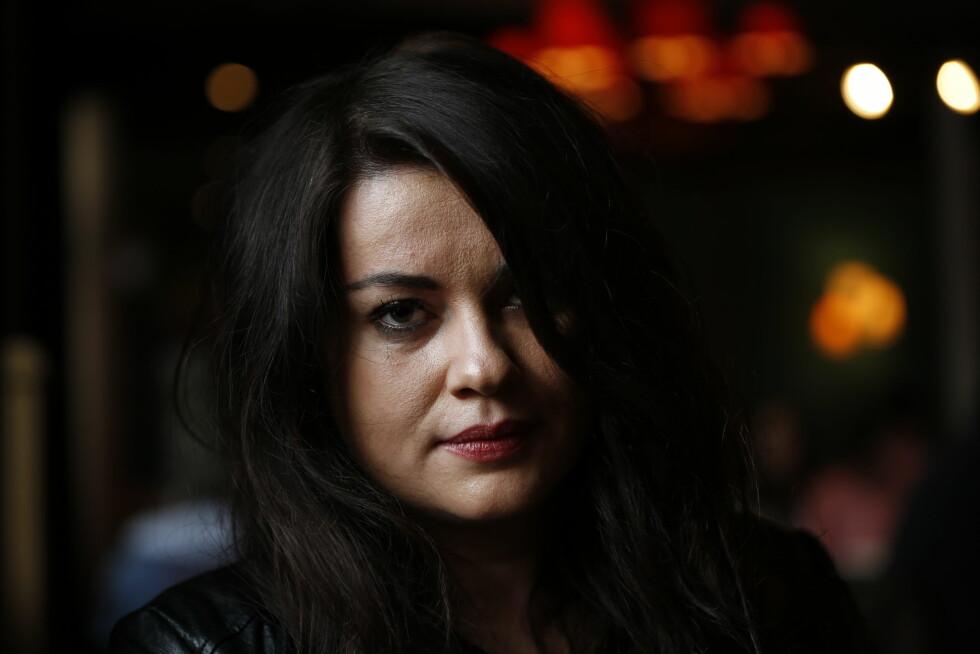 SINT: Suzanne Aabel er oppgitt over Caroline Berg Eriksens tankegang. Foto: Aftenposten