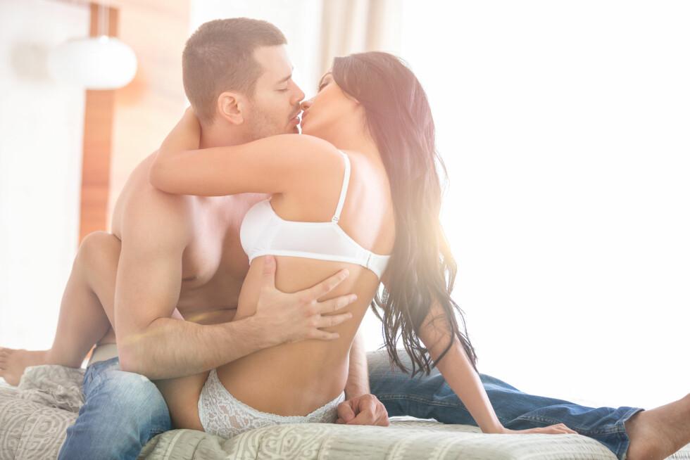 TILFELDIG SEX: Sexologen mener at tilfeldig sex kan være en fin måte å få dekket behovet for fysisk kontakt.  Foto: Shutterstock / Lucky Business