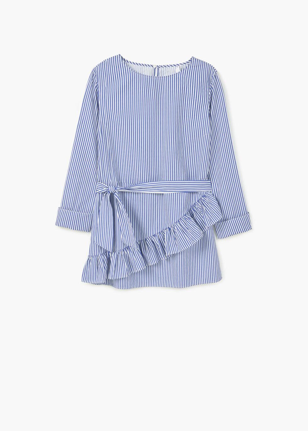 Skjorte fra Mango | kr 299 | http://shop.mango.com/NO/p1/damer/kl%C3%A6r/skjorter/bluser/stripet-skjorte-i-poplin?id=73068815_52&n=1&s=prendas.blusas&ts=1475835157967