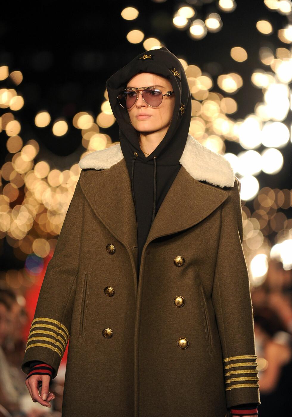 Tommy Hilfiger New York Fashion Week Foto: Ap