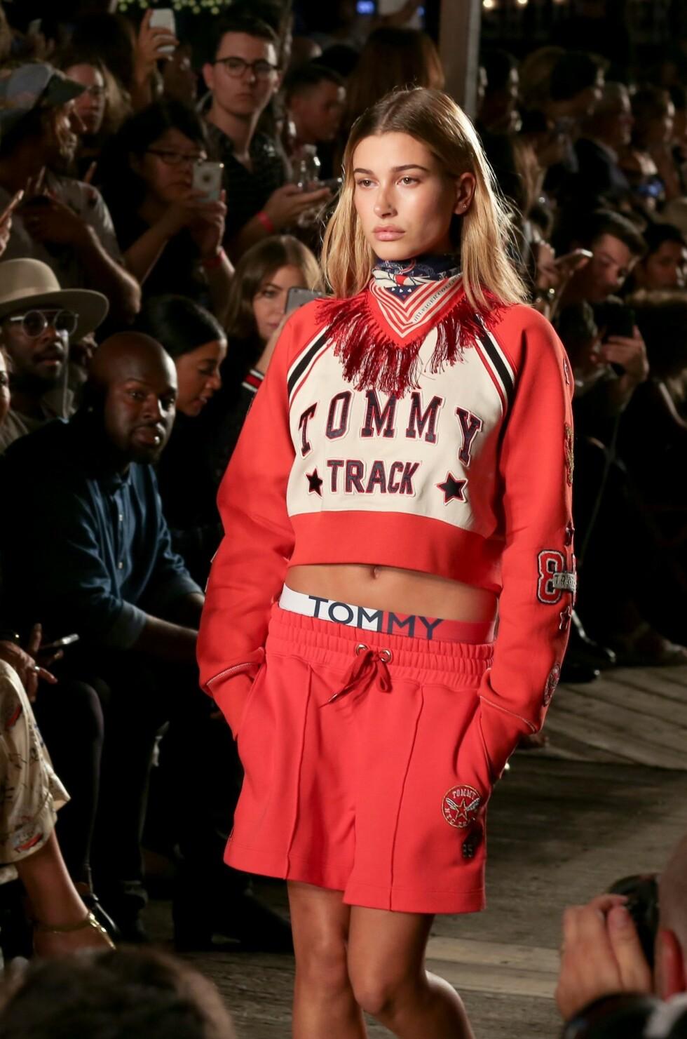 Tommy Hilfiger New York Fashion Week Foto: Rex Features