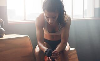 Sliter du på trening? Da kan det hende du mangler dette vitaminet