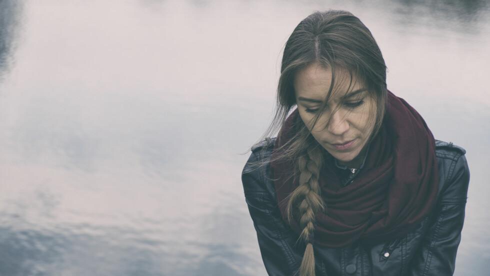 VANSKELIG Å SNAKKE OM: Å være ensom er fortsatt tabu og noe mange synes det er vanskelig å snakke om.  Foto: NTB Scanpix