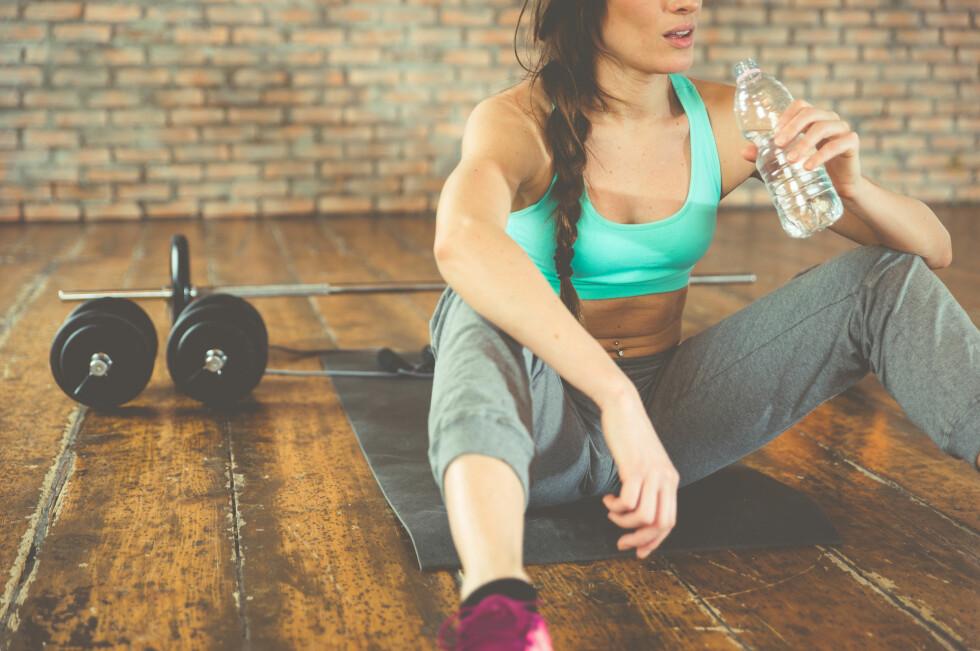 FRAMGANG: Variert trening gjør at du ikke går lei, samt at kroppen får nye utfordringer. Da blir det enklere å oppnå resultater. Foto: Shutterstock / oneinchpunch