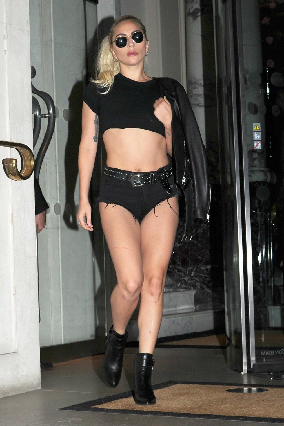 <strong>SIN EGEN STIL:</strong> Lady Gaga (30) er like kjent for sin særegne stil som for sin musikk. Foto: wenn.com
