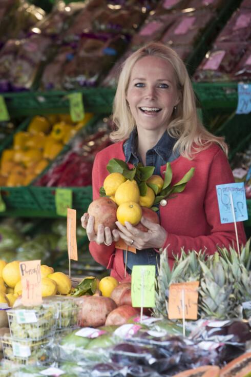 BRA Å VÆRE LITT SULTEN: Ifølge lege Berit Norstrand er det bra for oss å være sultne til tider. Blant annet kan forbrenningen økes, i tillegg til at vi kan få et yngre utseende. Foto: Privat