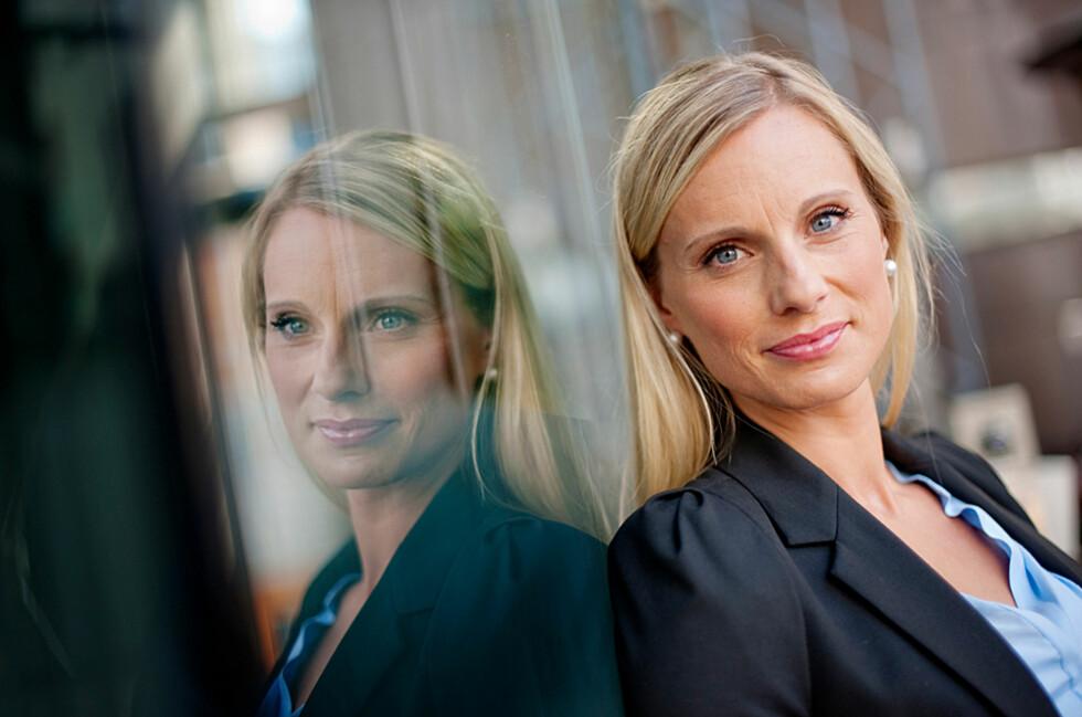 IKKE BRUK MASSE PENGER: Silje Sandmæl, forbrukerøkonom i DNB og programleder for Luksusfellen på TV3, mener det ikke er nødvendig å bruke masse penger på å pusse opp.
