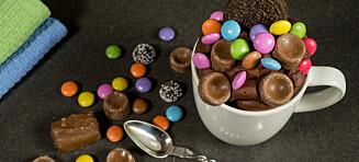«Kake i kopp»: Bursdagskake på 1-2-3