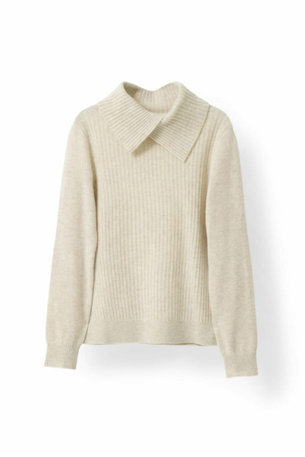 Strikkagenser fra Ganni   kr 1599   http://www.ganni.com/shop/shirts-and-blouses/mercer-knit-rollneck/K0914.html?dwvar_K0914_color=Vanilla%20Ice%20Melange#start=43
