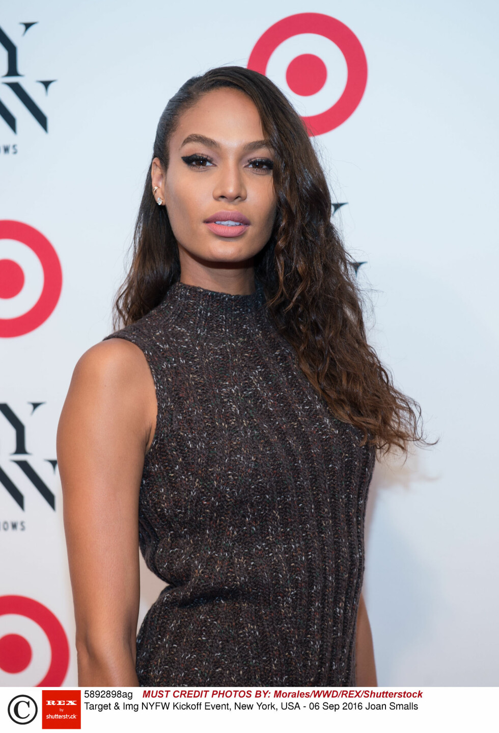 Joan Smalls (28) Foto: Rex Features