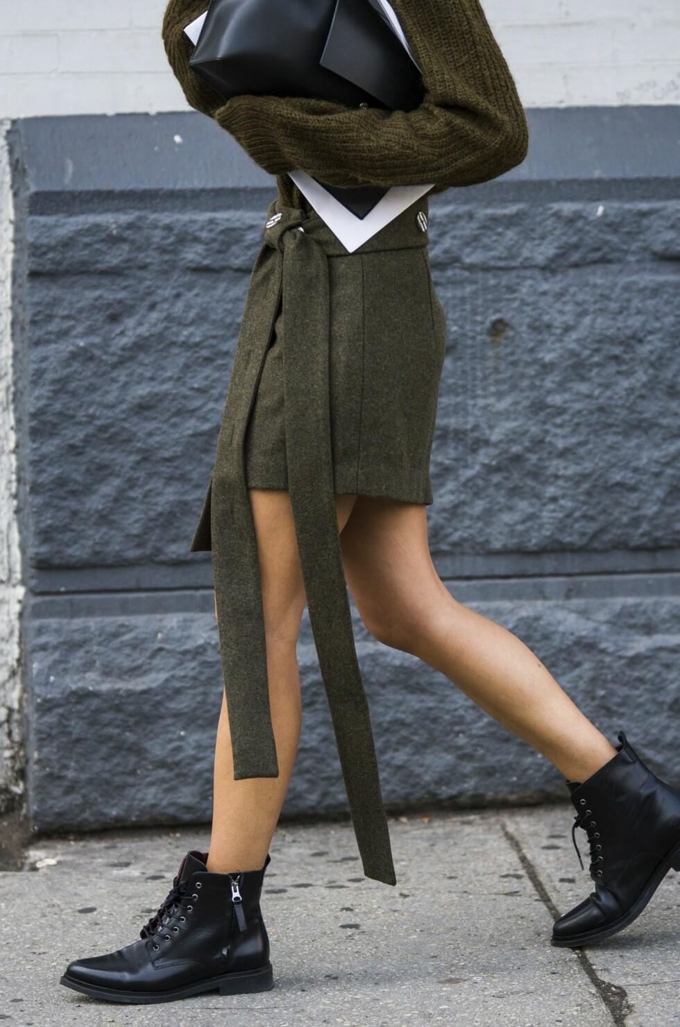NYFW: Celine Aagaard Foto: Rex Features