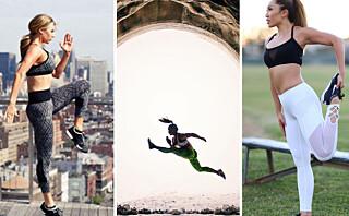 7 treningsprofiler du bør følge på Instagram