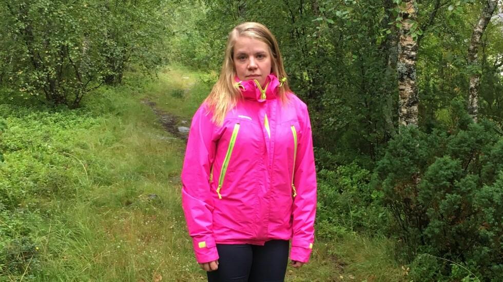 DRØMMER OM BABY: Jeanette Ellefsen har levd med babydrømmen hele livet. Nå venter hun på sin andre prøverørsbehandling.  Foto: Privat.