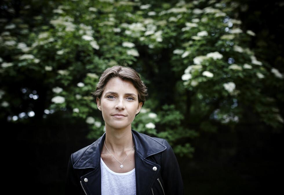 BLOGGER: Margrethe har skrevet på bloggen sin margrethem.blogg.no underveis. – Det har varmet å oppleve støtten fra kjente og ukjente, sier 23-åringen. Foto: Geir Dokken