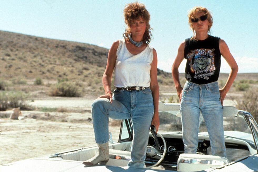 I 1991 spilte hun i suksesfilmen Thelma & Louise med Geena Davis.