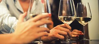 Drikker kjæresten eller en god venn for mye?