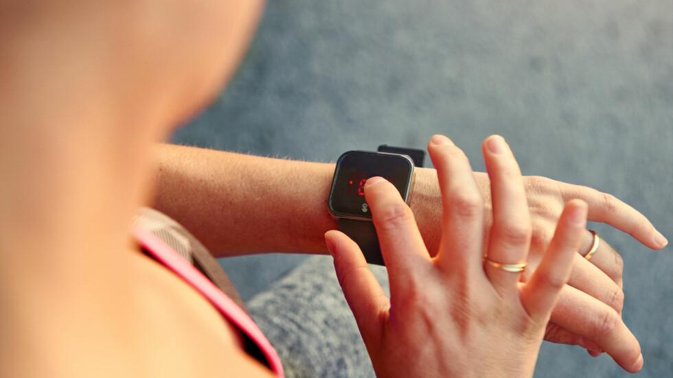 MÅLE HVILEPULS: Visste du at hvilepulsen din blant annet kan avsløre sykdom?  Foto: Shutterstock / LUMOimages