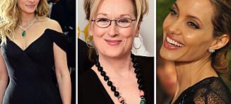De har spilt i noen av verdens største filmer: Men hvor begynte de karrieren?