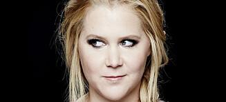 Amy Schumer (35): - Musa mi ser ut som en gammel, rynkete nattklubbsangerinne
