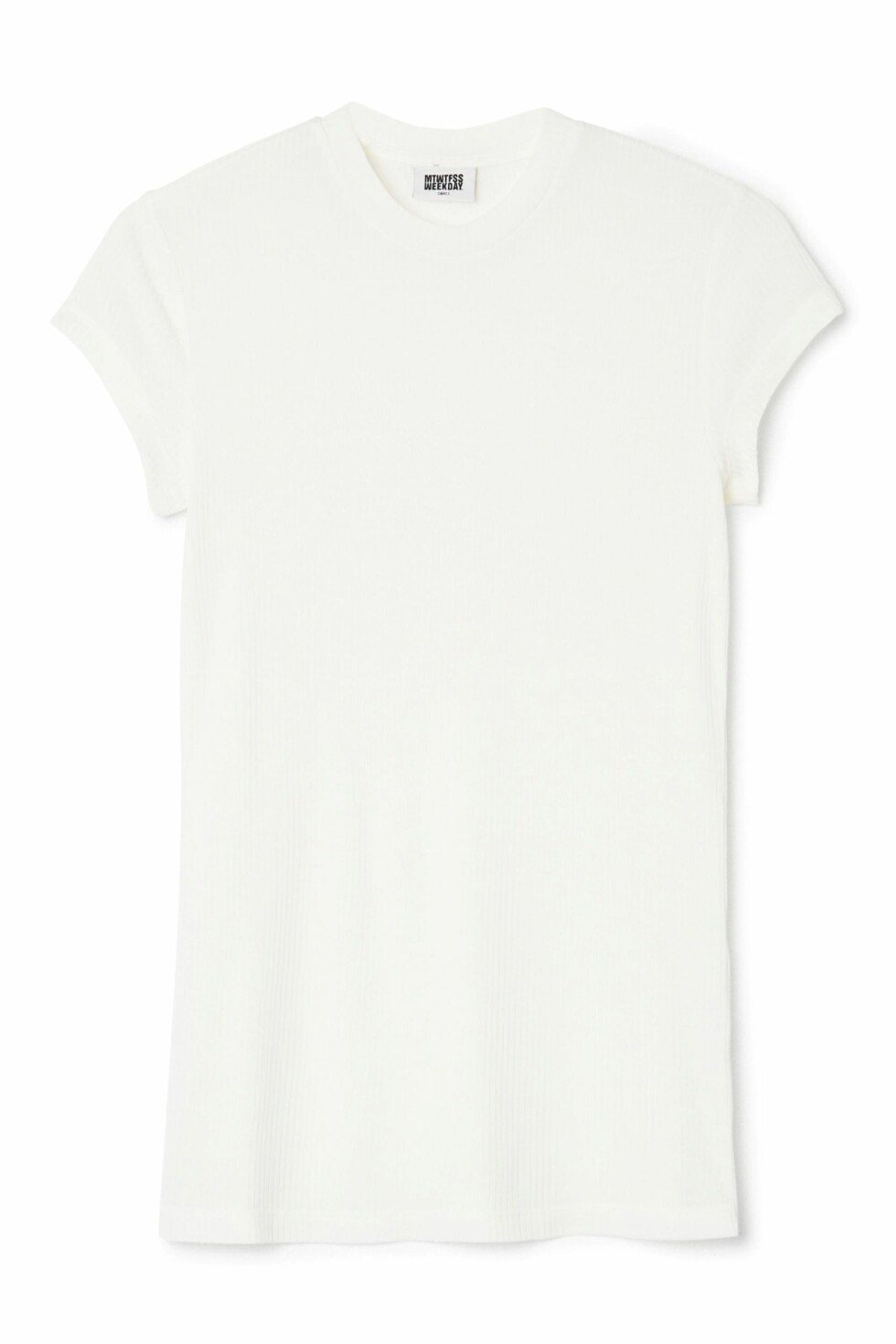 T-skjorte fra Weekday, kr 150. Foto: Produsenten