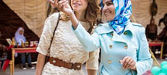Derfor bruker ikke muslimske dronning Rania av Jordan hijab