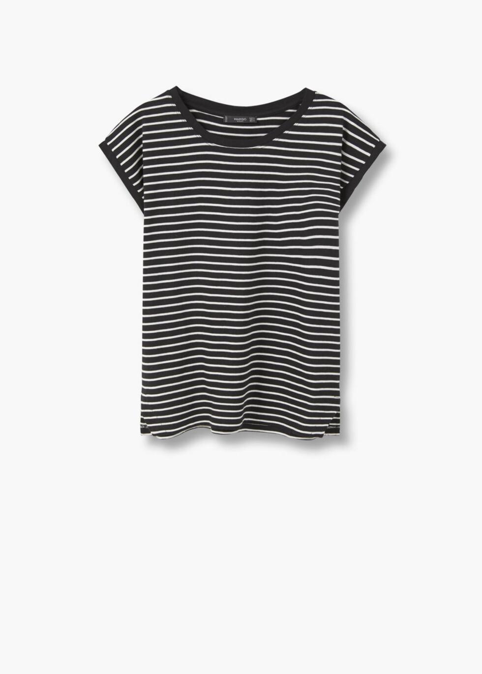 T-skjorte fra Mango | kr 79 | Foto: Produsenten