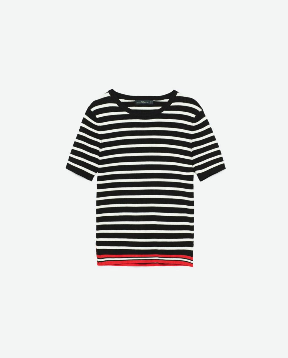 T-skjorte fra Zara | kr 169 | Foto: Produsenten