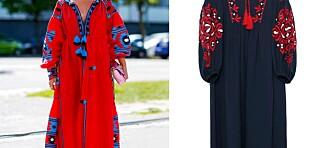 Zara har laget kopi av luksuskjolen «alle» skal ha
