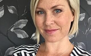 Anette (34) gikk i 10 år med udiagnostisert kreft