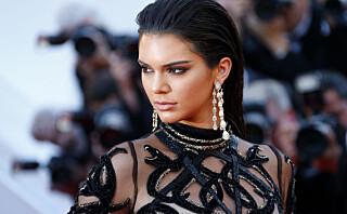 Kendall Jenner (20) pryder septemberutgaven av Vogue