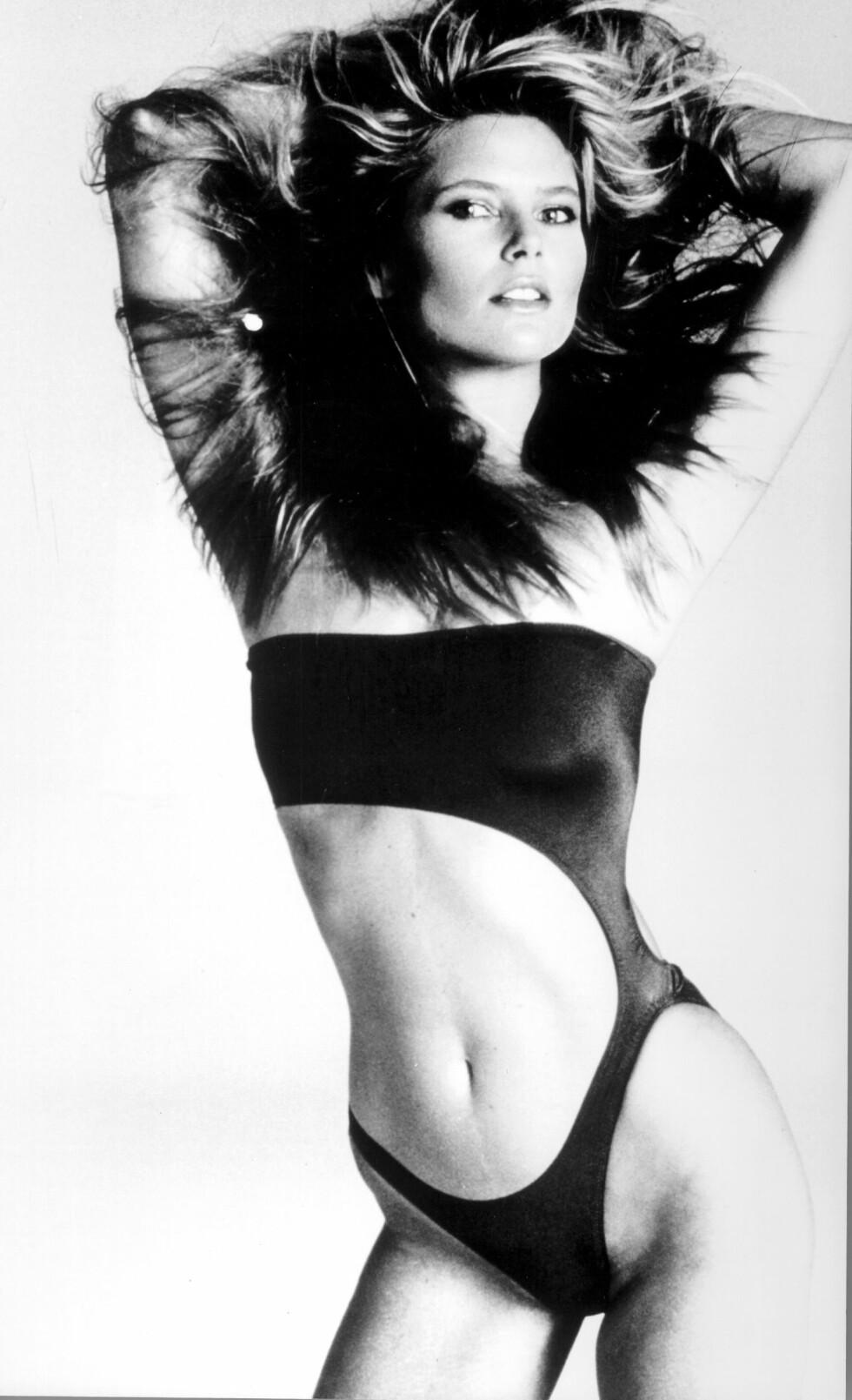 Christie Brinkley, top model. Foto: Topfoto
