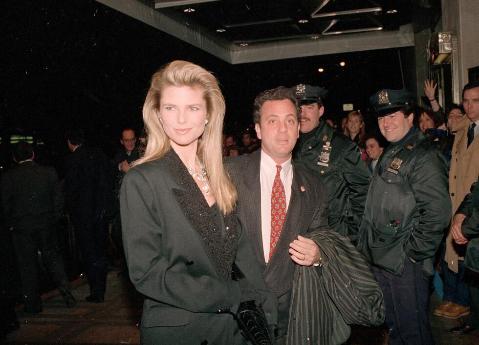 Christie Brinkley, 1988. Foto: Ap