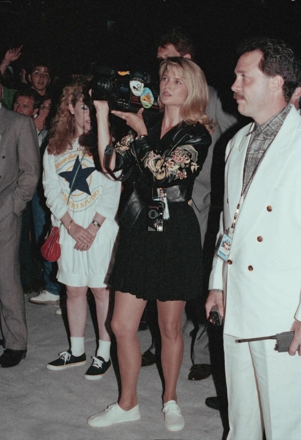 Christie Brinkley, 1990. Foto: Ap
